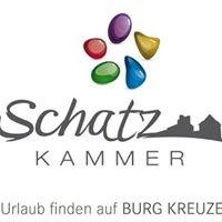 Schatz.Kammer - Urlaub finden auf Burg Kreuzen