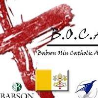 Babson Olin Catholic Association