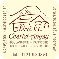 Boulangerie D&G Charlet-Ançay