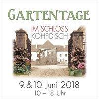 Gartentage im Schloss Kohfidisch