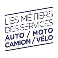 Métiers - services auto