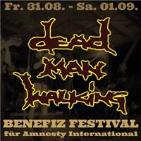 dead man walking - das festival