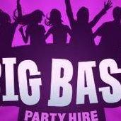 Big bash party hire