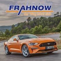 Autohaus Frahnow