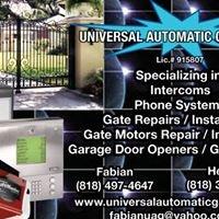 Universal Automatic Gates, Inc.