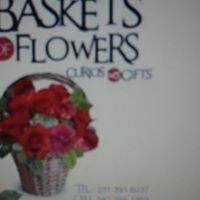 Baskets of Flowers&Elite Weddings