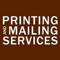 Lehigh University Printing and Mailing Services
