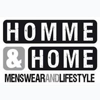 Homme&Home menswear&lifestyle