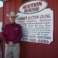 Haycraft Auction Co., Inc./Wapella Auction
