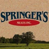 Springer's Meats Inc