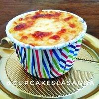 Cupcakes Lasagna