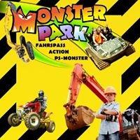 Monsterbagger Freizeitpark - Monsterpark Rattelsdorf