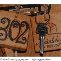 Maialde: Casa rural en Elgeta