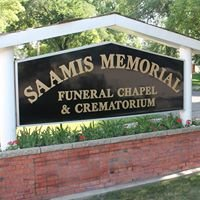 Saamis Memorial Funeral Chapel, Crematorium and Reception Centre