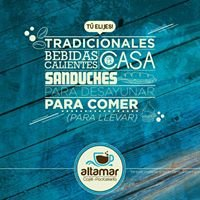 Cafe altamar