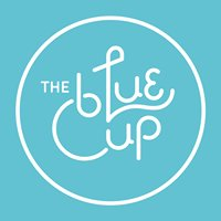 The Blue Cup coffee shop