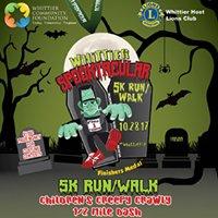 Whittier Spooktacular 5K Run / Walk