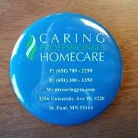 Caring Professionals Homecare, llc