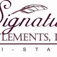 Tri-State Signature Settlements