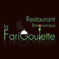 Restaurant Bistronomique La Farigoulette