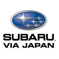 Subaru Via Japan