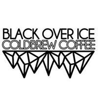 Black Over Ice ColdBrew Coffee