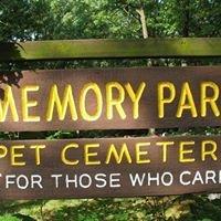 Memory Park Pet Cemetery