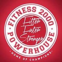 Fitness 2000 Sunderland, Home Of Champions