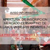Mercado Cervantino Infantes