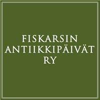 Fiskarsin Antiikkipäivät - Fiskars Antikdagar