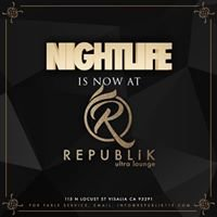 Republik Ultra Lounge