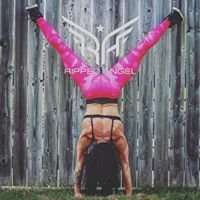 Ripped Angel Active Apparel
