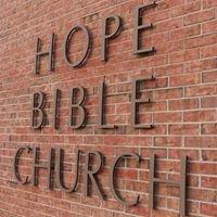 Hope Bible Church