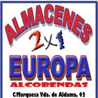 Almacenes Europa Alcobendas