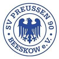 SV Preussen 90 Beeskow e.V. Offizielle Hauptseite