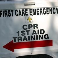 First Care Emergency Training