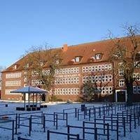 Schulzentrum Am Sund; gymnasialer Teil; J. W. v. Goethe