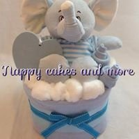 Nappy cakes and more