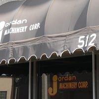 Jordan Machinery Corp