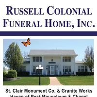 Russell Colonial Funeral Home, Inc.