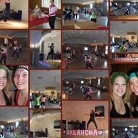 ZUMBA Fitness with Sarah and Jess