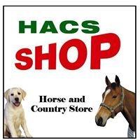 HACS Shop