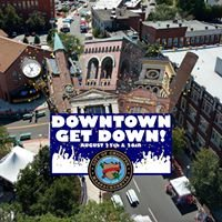 Chicopee Downtown GetDown