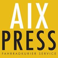 AIX-PRESS Fahrradkurierservice