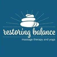 Restoring Balance Massage Therapy and Yoga