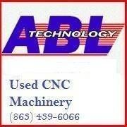 ABL Technology. Your Source for Used CNC Machinery
