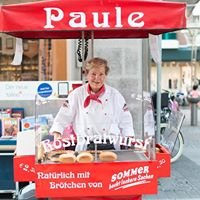 Bratwurst Paule
