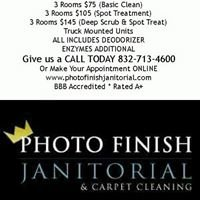 Photo Finish Janitorial  and Carpet Cleaning