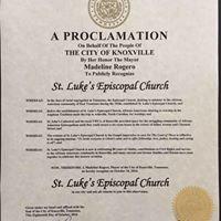 St. Luke's Episcopal Knoxville