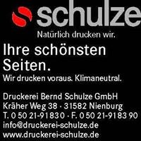 Druckerei Bernd Schulze GmbH, Nienburg